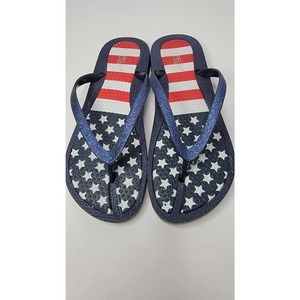 Capelli New York 4th of July Flip Flops